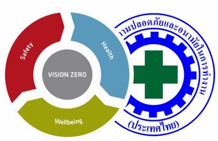 สมาคมส่งเสริมความปลอดภัยและอนามัยในการทำงาน(ประเทศไทย) ร่วมขับเคลื่อน VISION ZERO สร้างวัฒนธรรมความปลอดภัยเชิงป้องกัน
